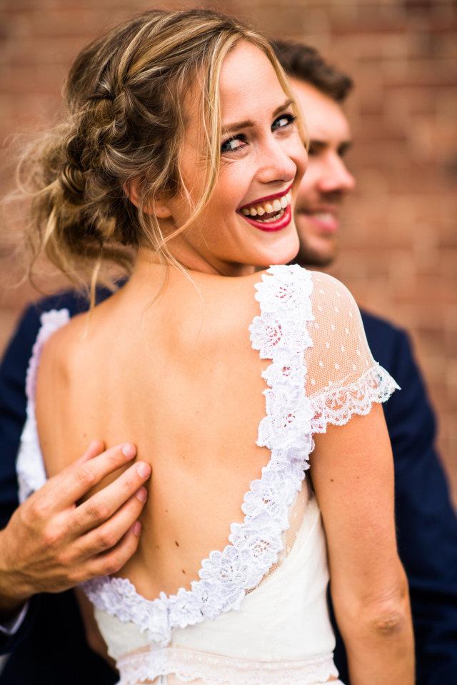 Bruidskapsel - Mariska en Job