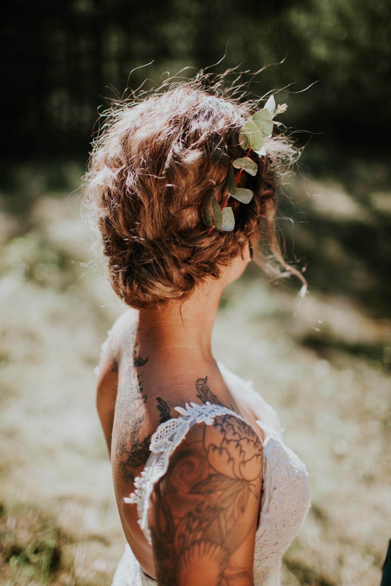 Bruidskapsels - flyer