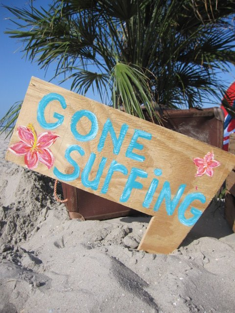Strandkapper - Gone surfing