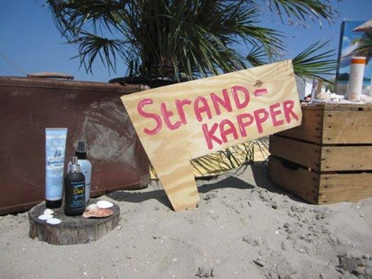 Strandkapper - bord Strandkapper