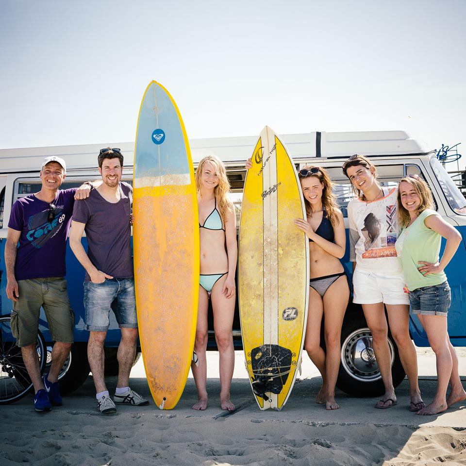 Behind the scene - Surfshoot Zeeland